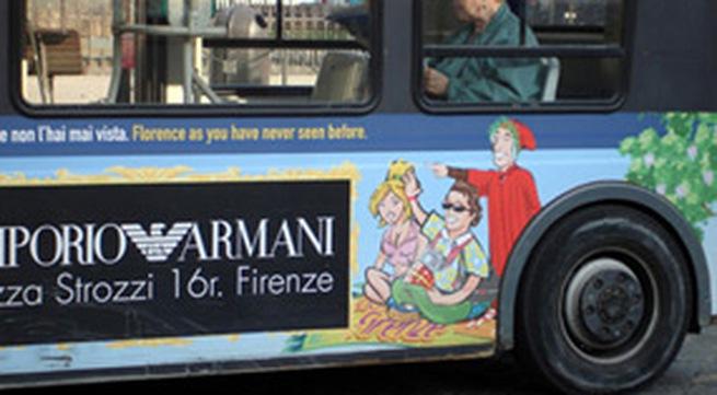 """Bị bắt vì """"tự sướng"""" trên xe buýt"""