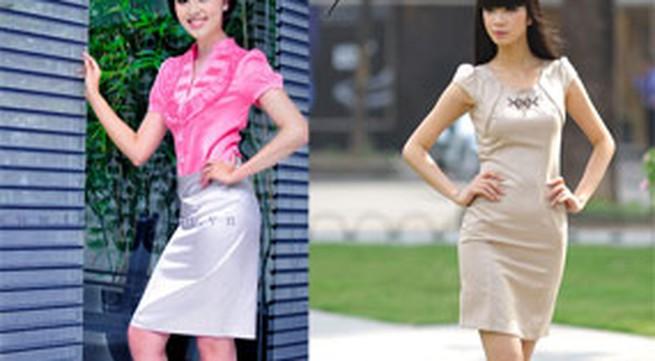 Thời trang công sở Trali giảm giá 50%