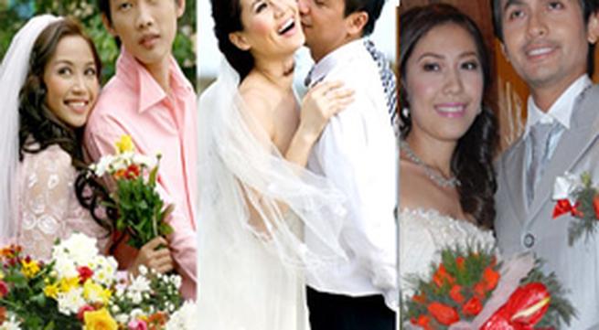 Những sao Việt yêu là cưới