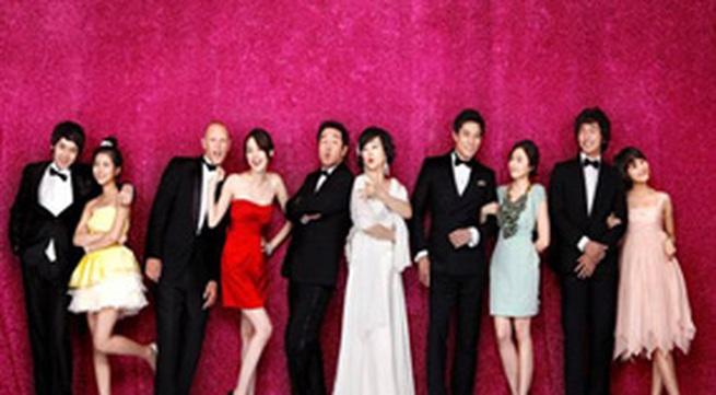 Phim mới trên VTV3 - Gia đình đá quý