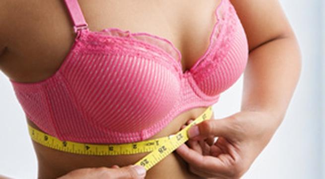 Cách đo size áo ngực chính xác