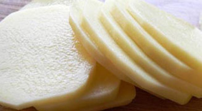 Làm đẹp da mặt với khoai tây