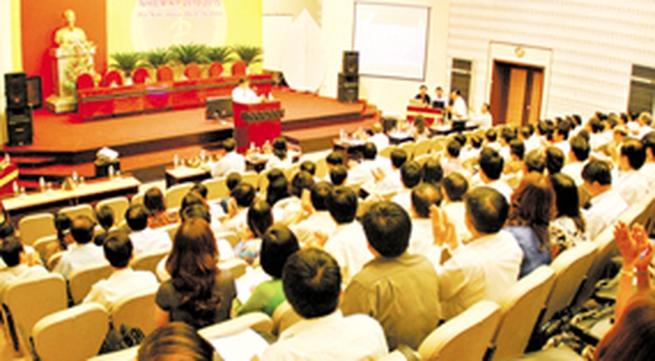 """Cán bộ ngành y """"Học tập và làm theo tấm gương đạo đức Hồ Chí Minh"""": Phong trào có sức lan tỏa và đi vào chiều sâu"""