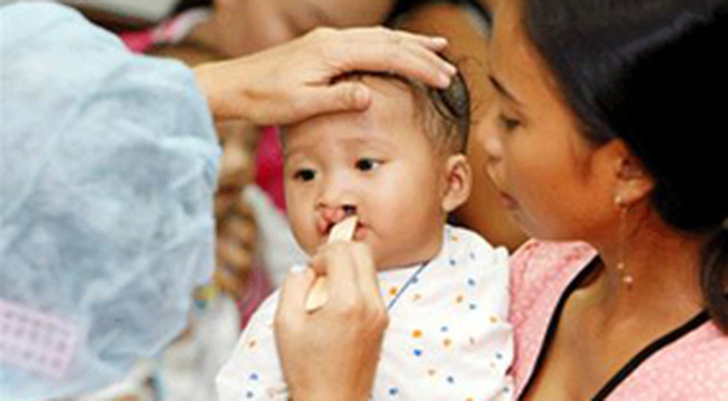 Phẫu thuật sứt môi hở hàm ếch miễn phí cho trẻ
