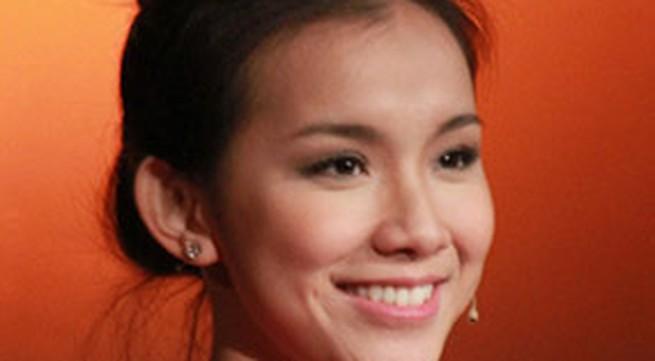 Hoa hậu Thùy Lâm đã sinh em bé