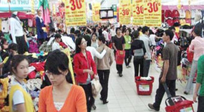 18 điểm Vàng khuyến mại ở Hà Nội
