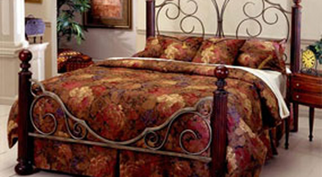 27 mẫu giường sắt tuyệt đẹp