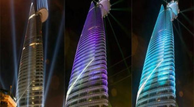 Vẻ đẹp của tòa tháp cao nhất Việt Nam