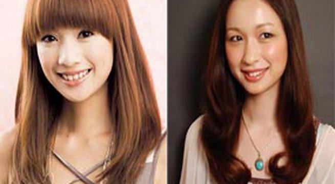 6 kiểu tóc thẳng đẹp mãi với thời gian