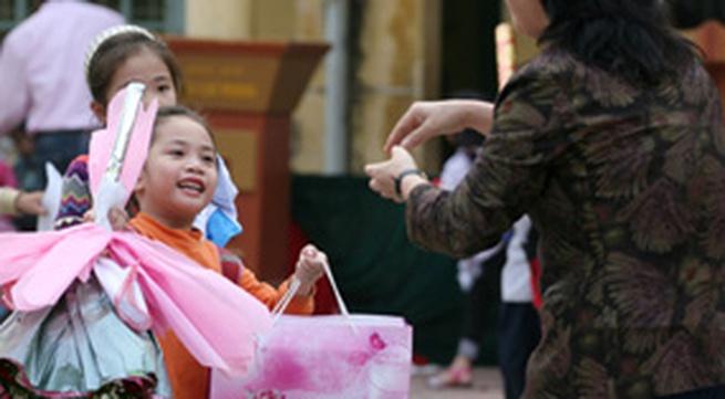 Những hình ảnh đẹp Ngày Nhà giáo Việt Nam