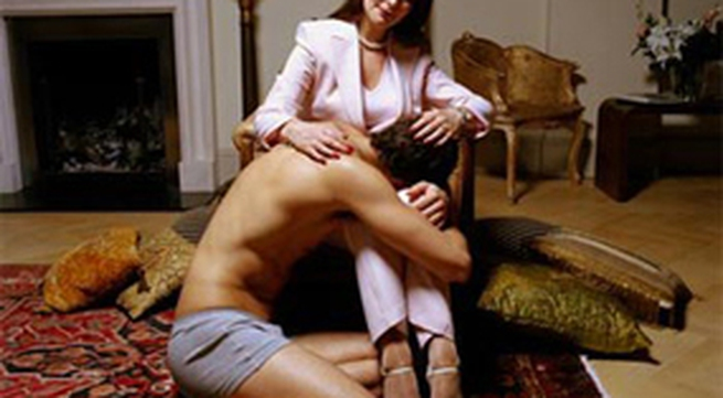 Mẹ vợ và con rể làm chuyện tội lỗi