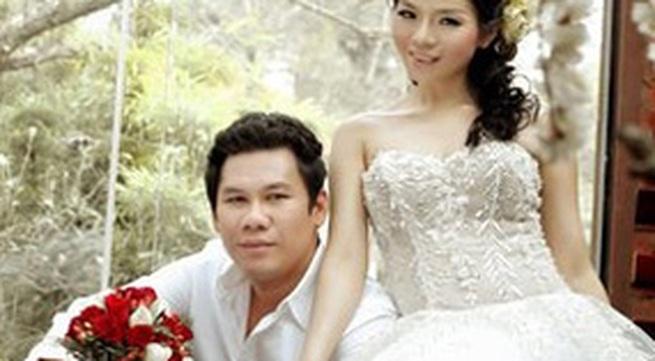 Lệ Quyên: Đây là lần đầu ông xã kết hôn