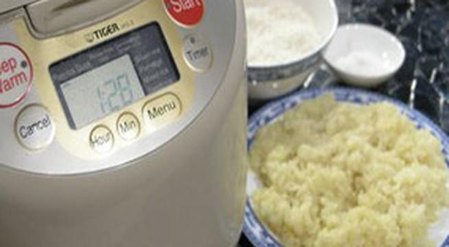 Mẹo nấu xôi bằng nồi cơm điện