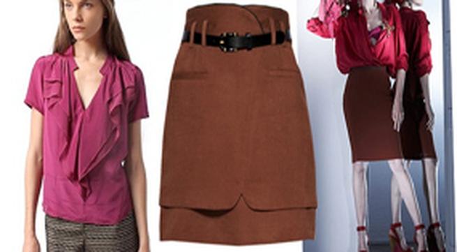 4 cách phối màu quần áo thú vị