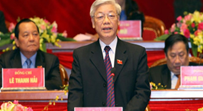 Tiểu sử tóm tắt của Tổng Bí thư Nguyễn Phú Trọng