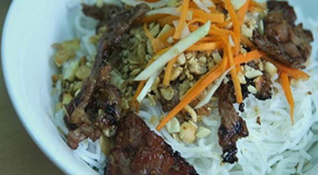 7 quán bún ngon bậc nhất Hà thành