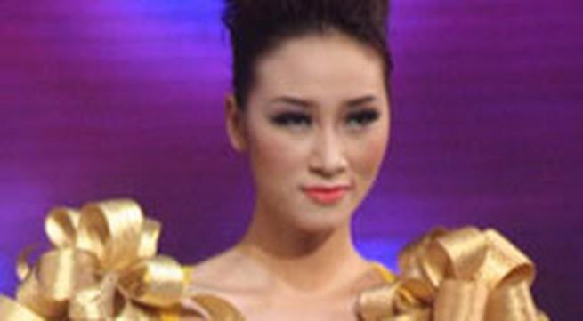 Huyền Trang đăng quang Vietnam's Next Top Model 2010