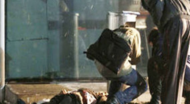 Toàn cảnh vụ đánh bom sân bay ở Matxcơva