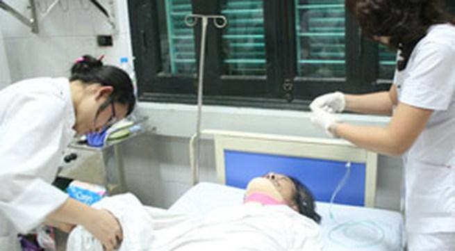 Ai khiến ông Trịnh Xuân Tùng bị chấn thương?