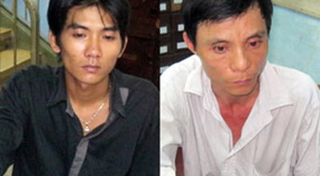 'Hiệp sĩ Sài Gòn' bắt quả tang nhóm buôn bán ma túy