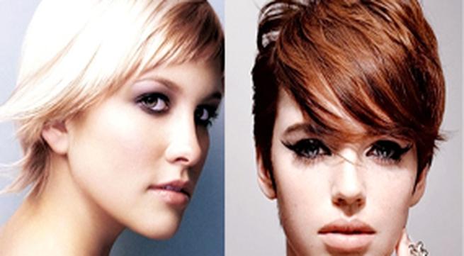 Những kiểu tóc ngắn tuyệt đẹp năm 2011