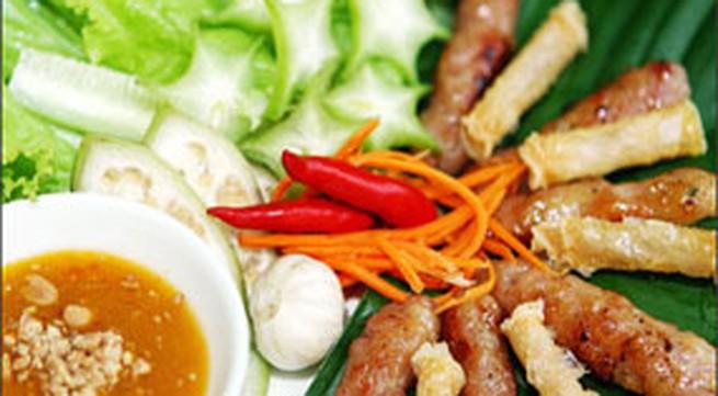 Cách làm nem nướng Nha Trang