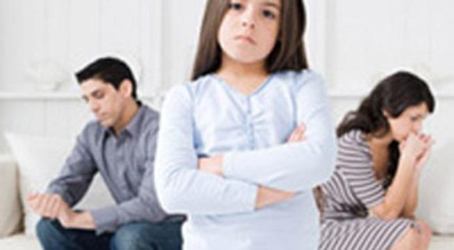 Dạy con sau ly hôn