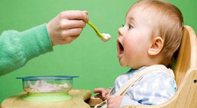 Làm gì khi bé suy dinh dưỡng?