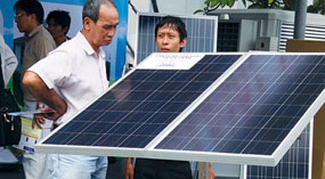 Chọn hệ thống năng lượng mặt trời