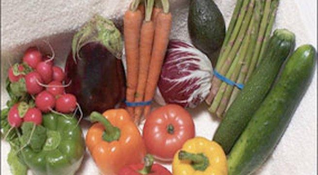 9 cách bảo quản rau xanh và trái cây