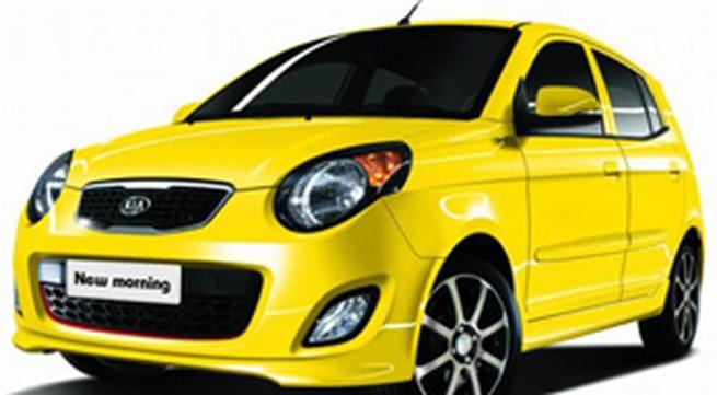 Ô tô giá dưới 400 triệu đồng ở VN