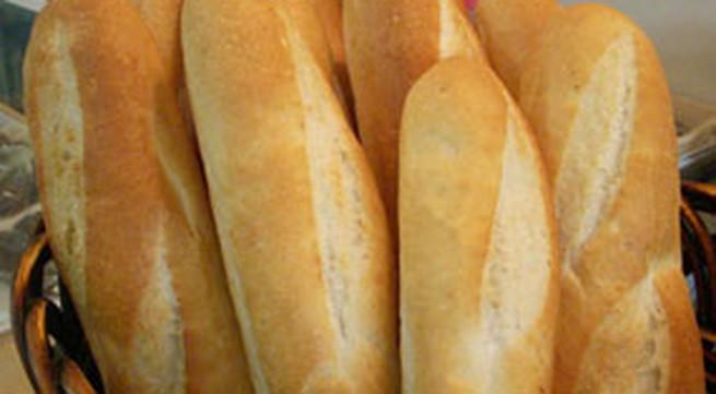Địa chỉ mua bột làm bánh mỳ tươi