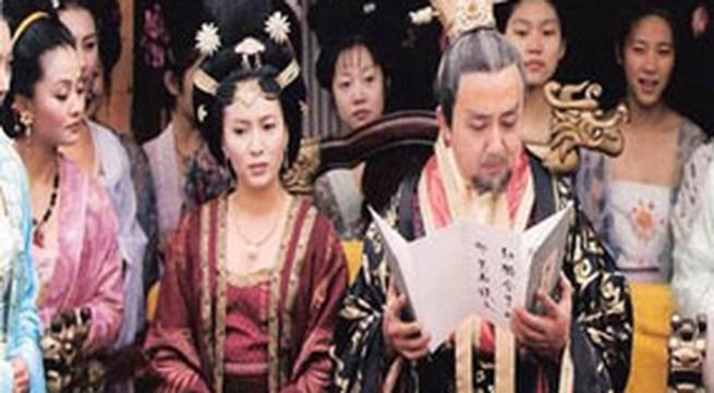 Hoàng hậu làm mê mẩn 6 vị vua (2): Quỷ kế giúp chồng chiếm ngôi