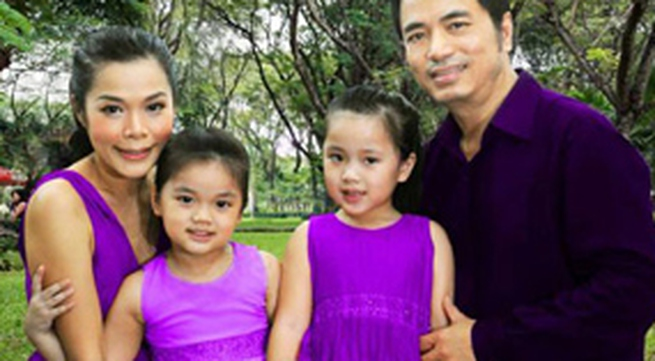 Những gia đình sao Việt hạnh phúc ngập tràn