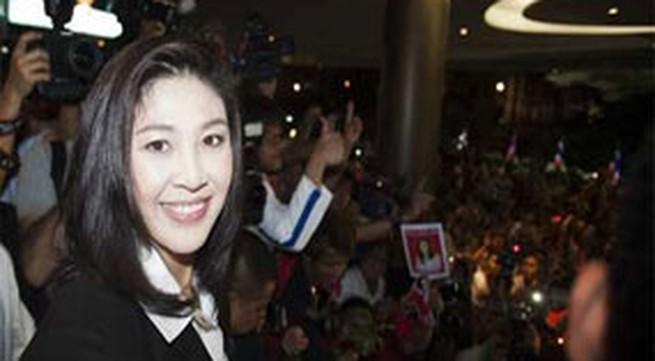 Nữ thủ tướng xinh đẹp của Thái Lan