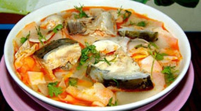 Món ăn tốt cho người bệnh dạ dày