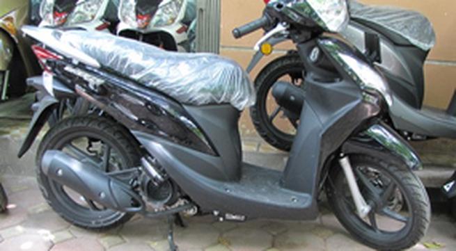 Xe tay ga mới dưới 40 triệu của Honda