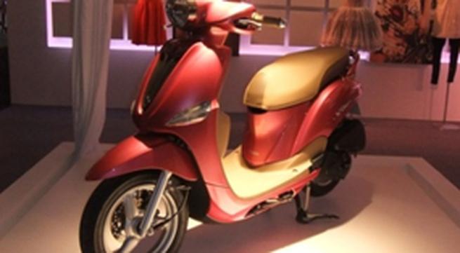 Xe tay ga mới của Yamaha giá 33,9 triệu