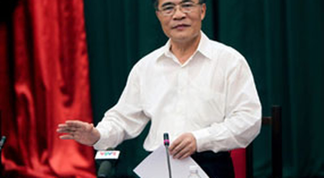 Bản dự thảo sửa đổi Hiến pháp: Dự kiến tháng 10/2012 trình Quốc hội