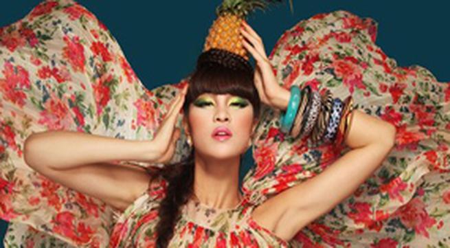 Phương Mai đi Italy thi người mẫu thế giới