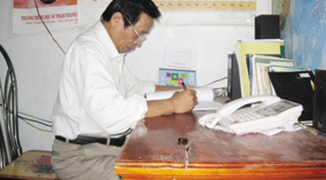 Phụ cấp thâm niên nhà giáo: Chạnh lòng cựu giáo chức