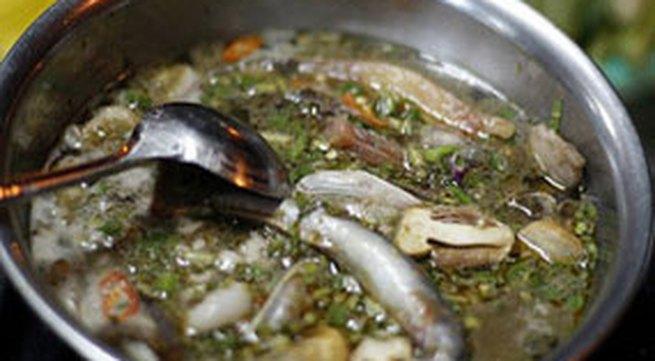 Lẩu cá kèo, đặc sản miền Tây ở Hà Nội