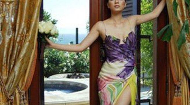Siêu mẫu Ngọc Thúy có thể bị bắt nếu rời Việt Nam