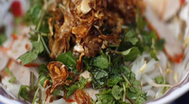 Phở tíu, món phở trộn chua ngọt ở Hà thành