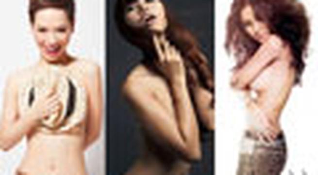 Mỹ nữ ngực trần: Gợi cảm & phản cảm