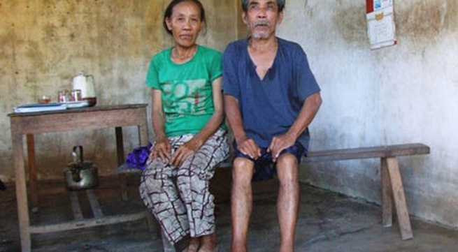 Gia cảnh khốn khó của dũng sĩ đội phá bom ngã ba Đồng Lộc