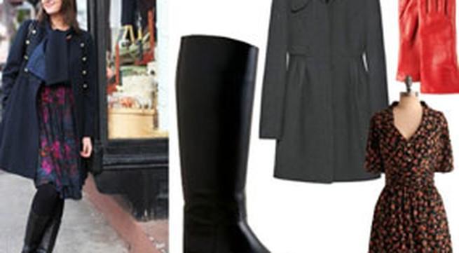 """Bảy cách """"phối"""" đồ với boot"""