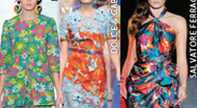 6 kiểu trang phục hot nhất mùa xuân