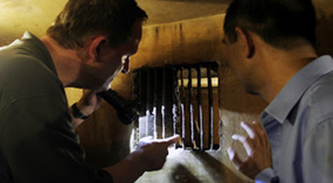 Hầm bí ẩn ở Metropole đón khách