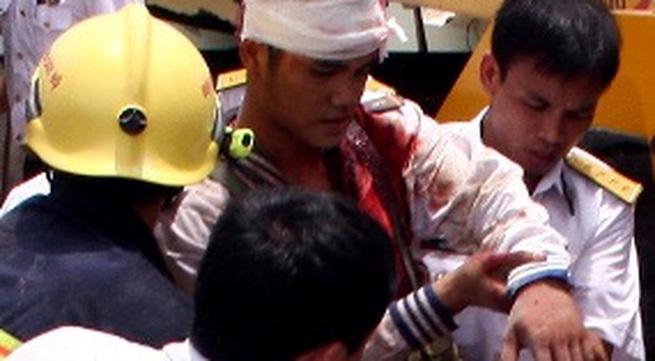Lời kể của chiến sỹ trẻ thoát chết trong vụ tai nạn kinh hoàng